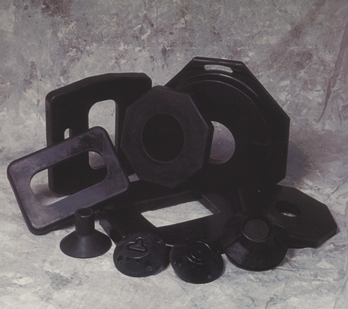 Bent Rubber Bases